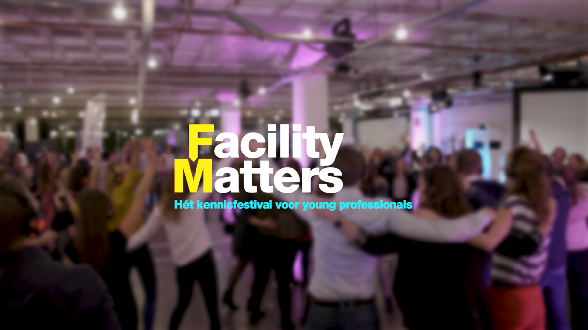 Save the date! Kennisfestival Facility Matters op 21 november in Nieuwegein