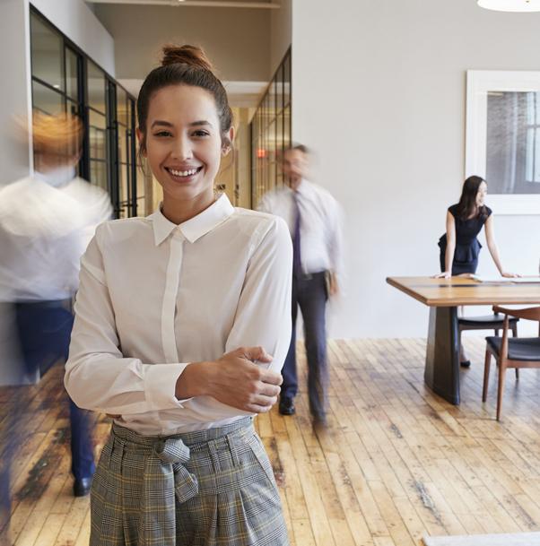 Social distancing op kantoor