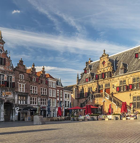 Case study gemeente Nijmegen