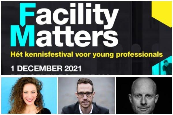 Facility Matters (1 december, Rotterdam): eerste sprekers bekend
