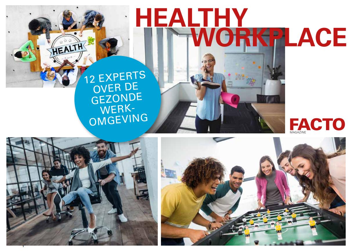 De healthy workplace volgens Daniël Mestebeld van HEYDAY