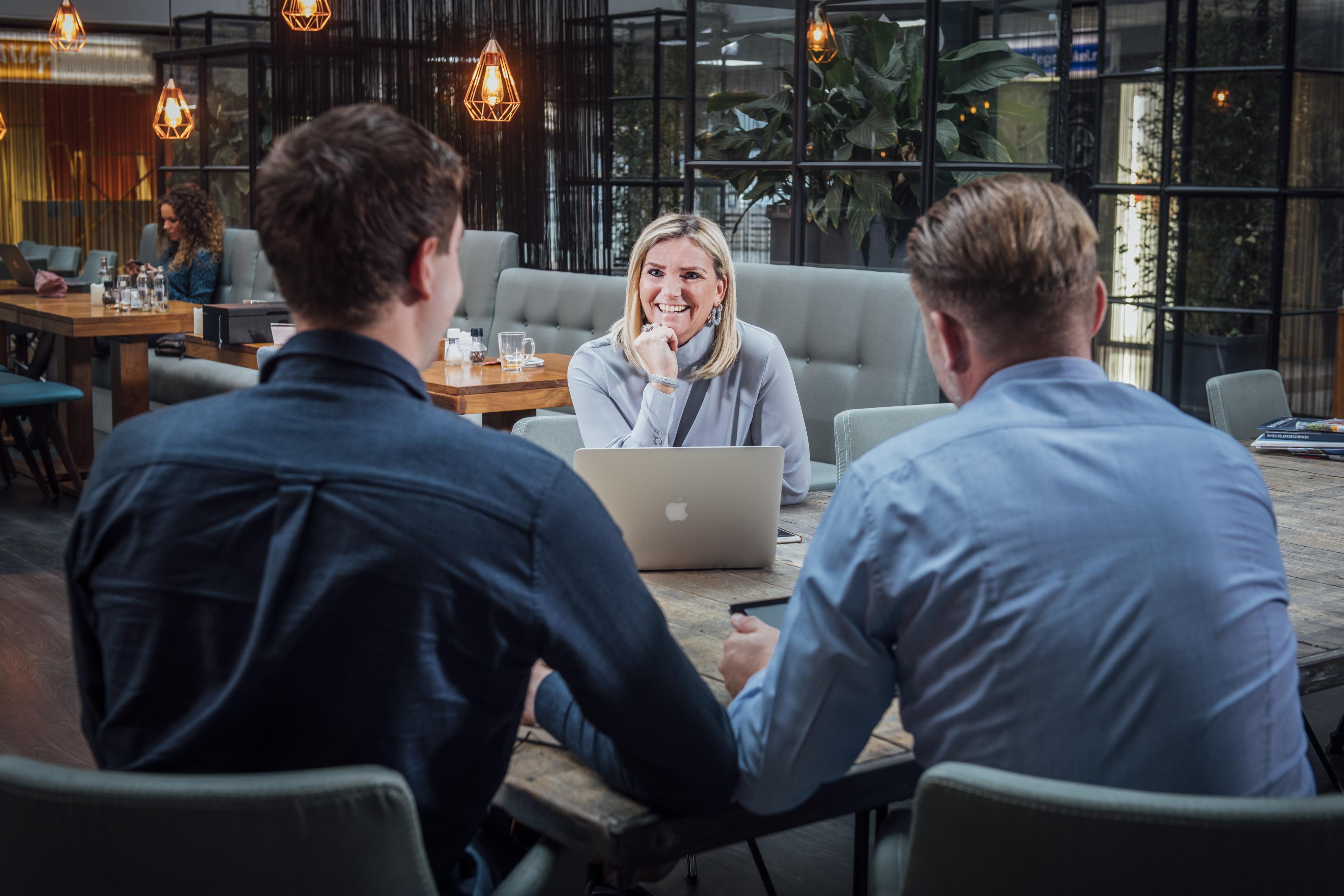 Astrid Herren (HEYDAY) in finale Tendermanager van het Jaar 2019