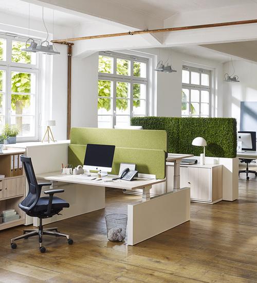 Homepage-Voorstel Social distancing op kantoor