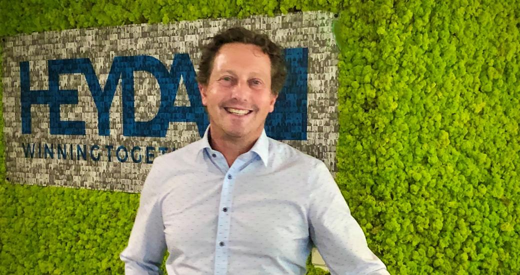 Marco van Dongen (HEYDAY) in finale Tendermanager van het Jaar 2021