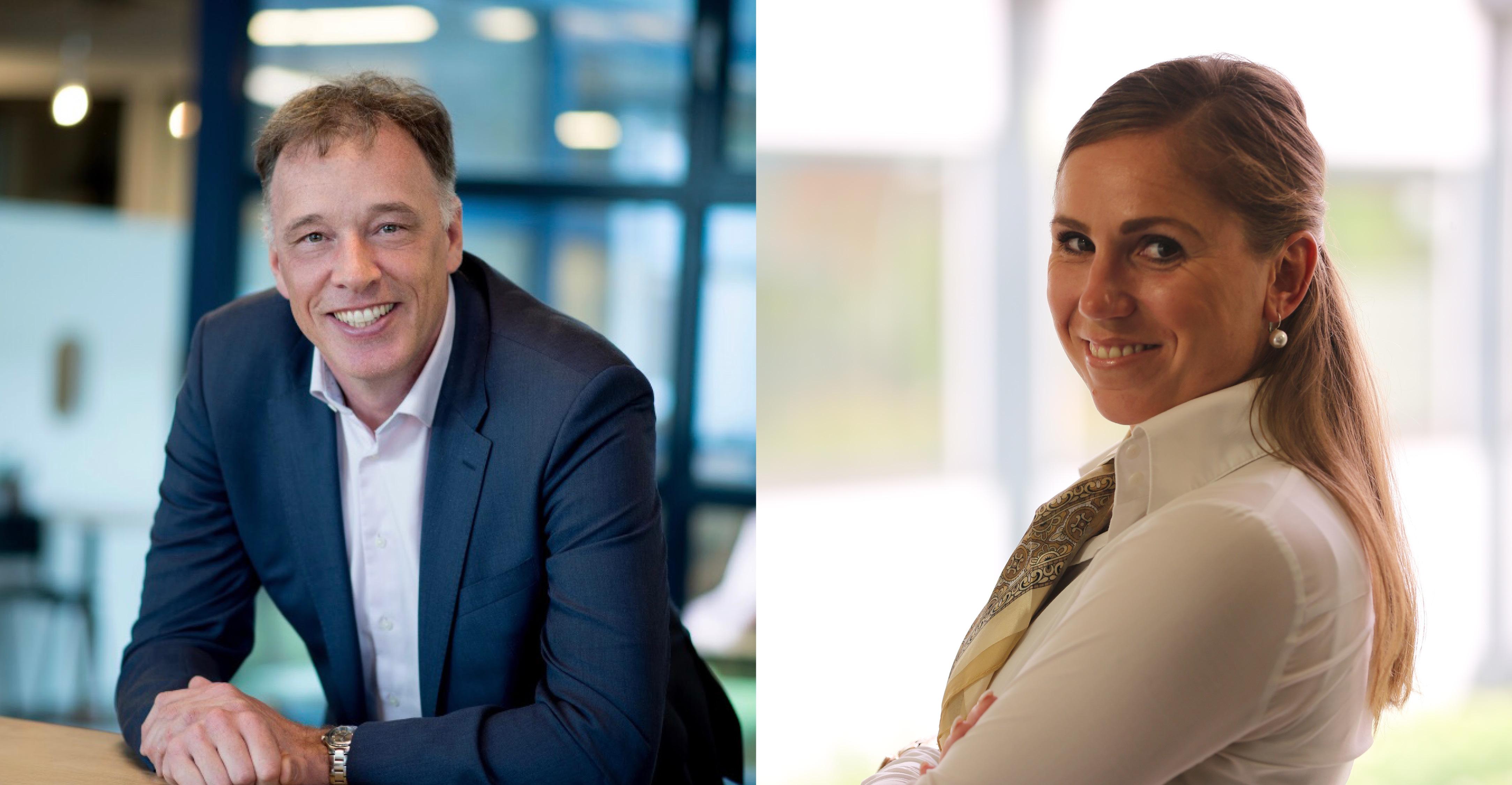 Pieter Buis en Petra de West versterken HEYDAY Facility Management