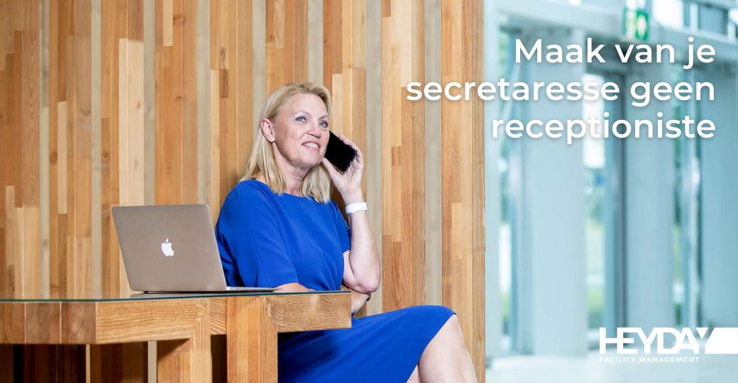 Maak van jouw medewerkers geen receptionisten