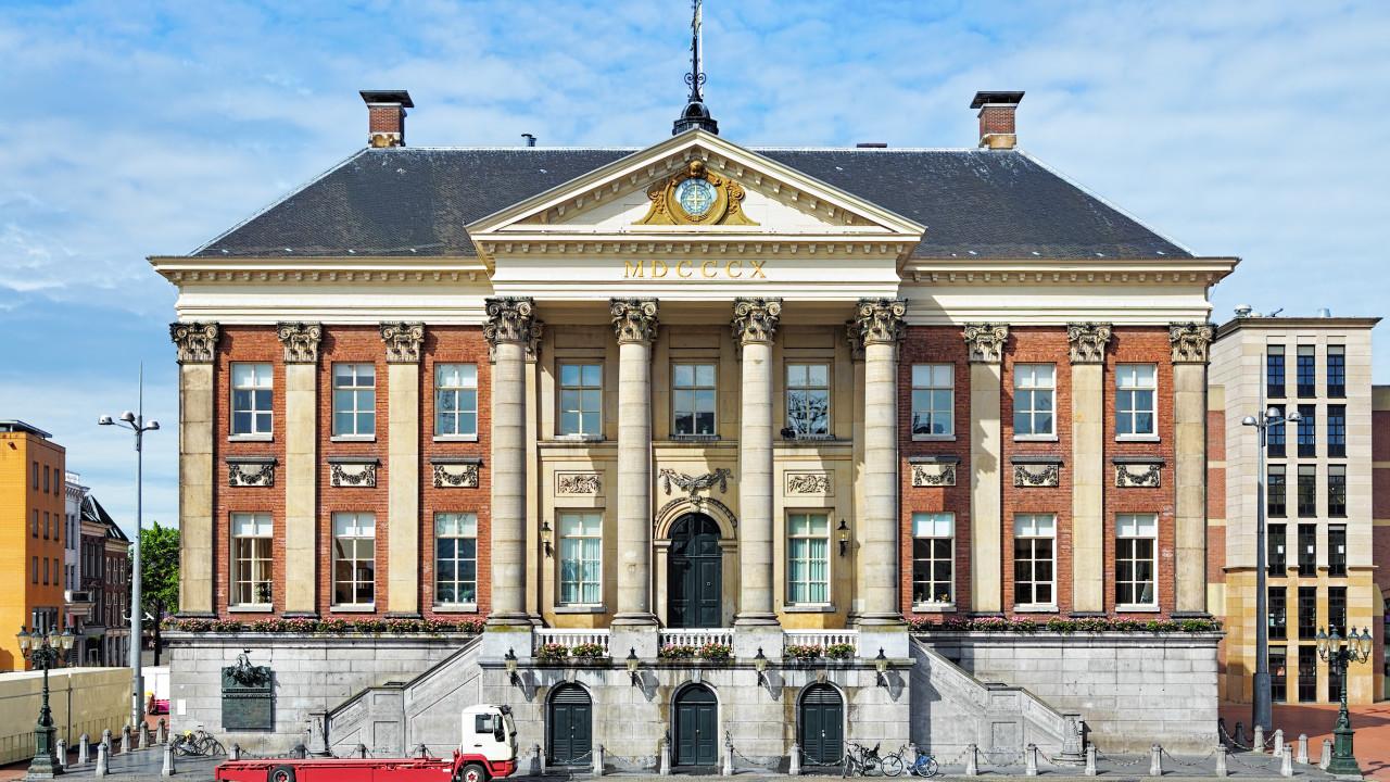 Stadhuis Groningen voor twee jaar op slot; HEYDAY ondersteunt verhuizing