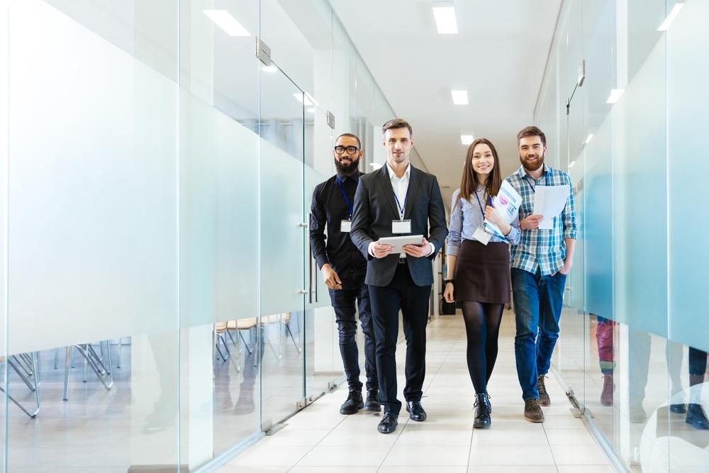 Vier tips voor het optimaal benutten van je kantoorruimte