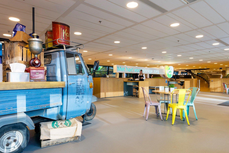HEYDAY feliciteert Coöperatie VGZ met het gezondste kantoor van Nederland