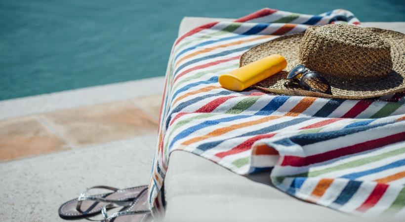 handdoekje leggen kantoor