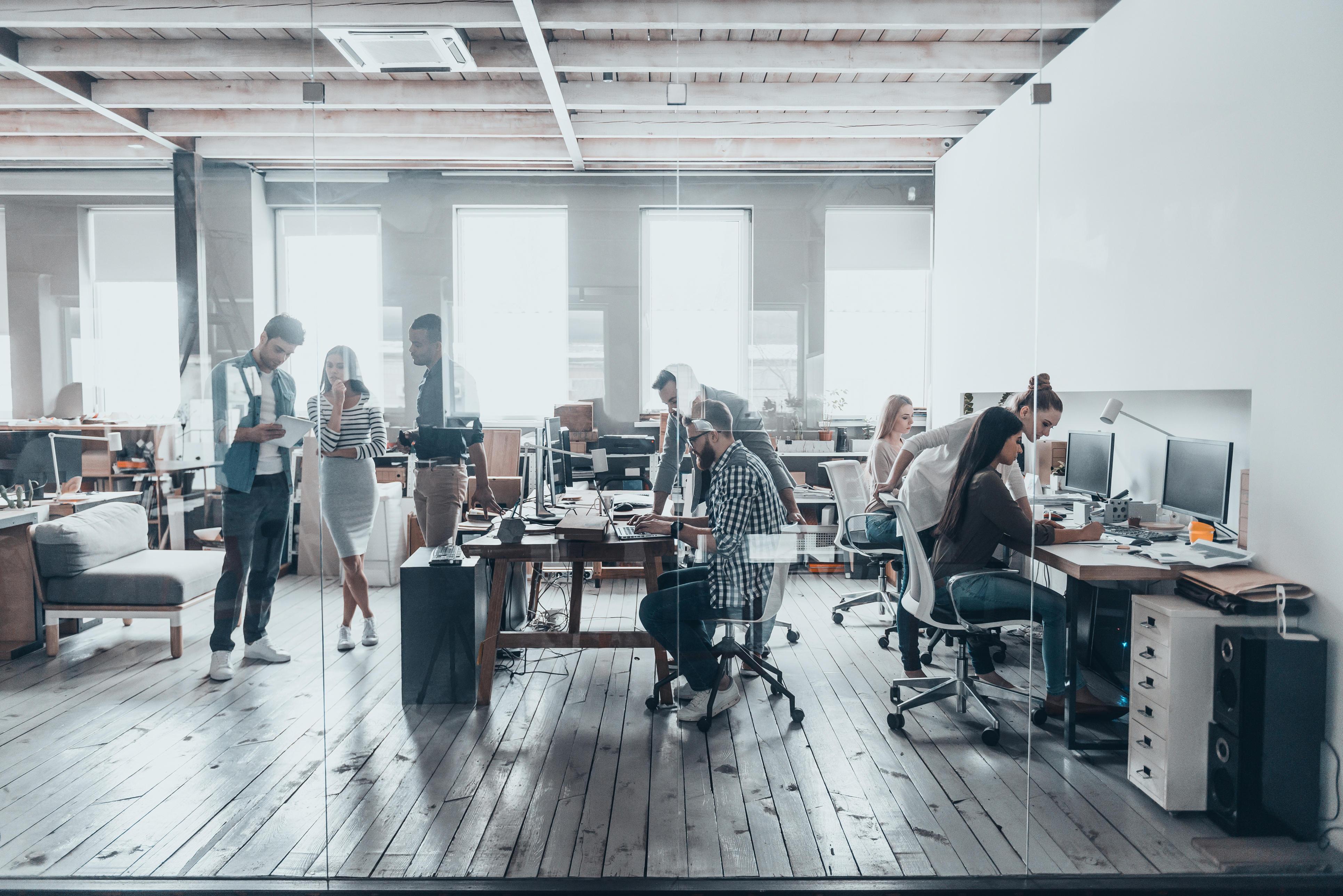 Vier tips voor het creëren van de ideale werkplek